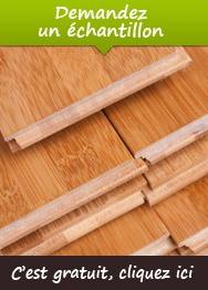 Demander un échantillon de parquet bambou