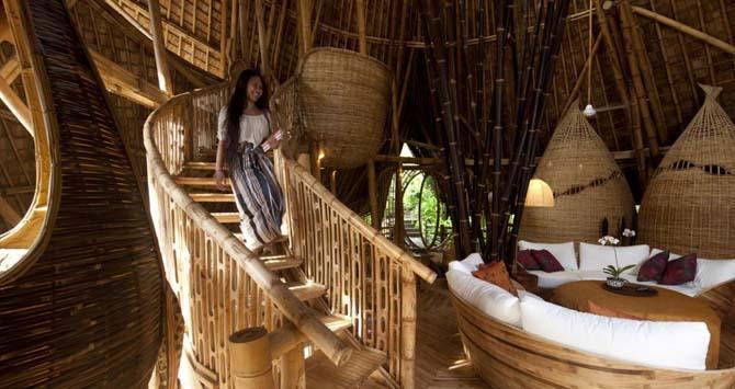 Green Village Bali, Elora Hardy at Ibuku