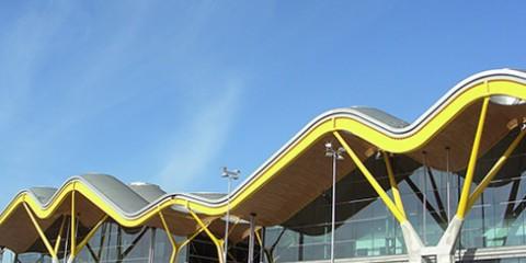Richard Rogers Barajas, aéroport de Madrid